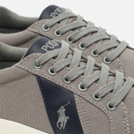 Мужские кеды Polo Ralph Lauren Hugh NE Museum Grey/New фото- 3