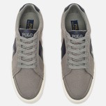 Мужские кеды Polo Ralph Lauren Hugh NE Museum Grey/New фото- 4