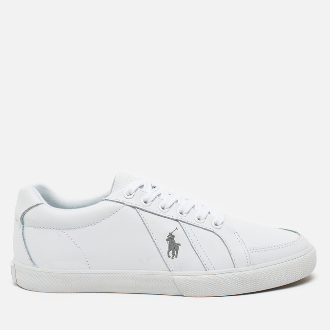 Мужские кеды Polo Ralph Lauren Hugh White