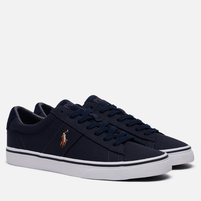 Мужские кеды Polo Ralph Lauren Sayer NE Aviator Navy