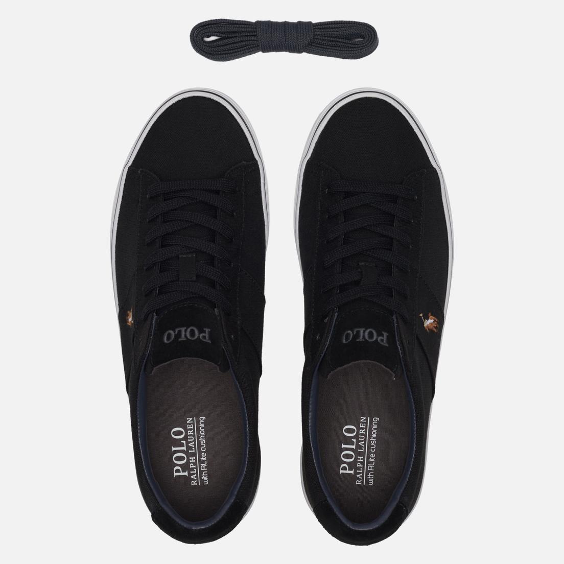 polo sayer black