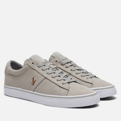 Мужские кеды Polo Ralph Lauren Sayer NE Soft Grey