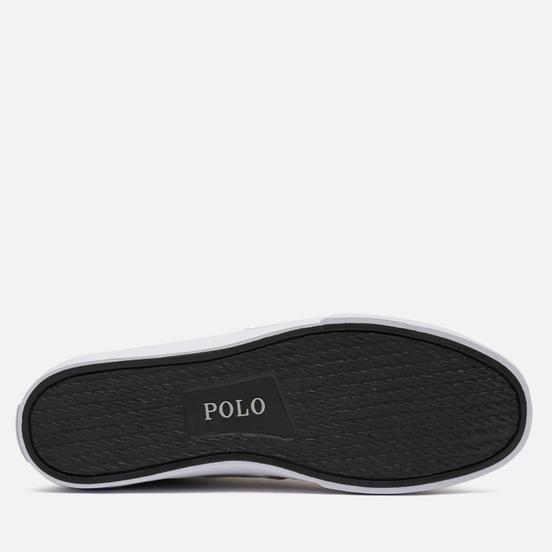 Мужские кеды Polo Ralph Lauren Sayer NE Soft Grey