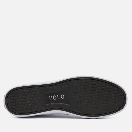 Мужские кеды Polo Ralph Lauren Sayer NE White