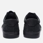 Мужские кеды Polo Ralph Lauren Vaughn Black/Black фото- 3