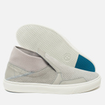 Мужские кеды Stone Island Shadow Project Step-On Slip-On Grey фото- 2