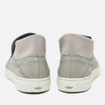 Мужские кеды Stone Island Shadow Project Step-On Slip-On Grey фото- 3