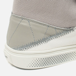 Мужские кеды Stone Island Shadow Project Step-On Slip-On Grey фото- 5