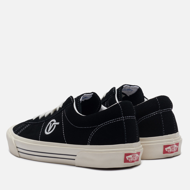 Мужские кеды Vans Anaheim Factory Sid DX Black/White