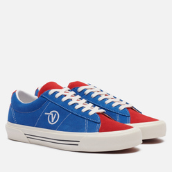 Мужские кеды Vans Anaheim Factory Sid DX Blue/Red
