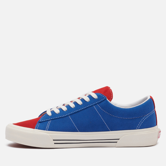 Мужские кеды Vans Anaheim Factory Sid DX Blue/Red