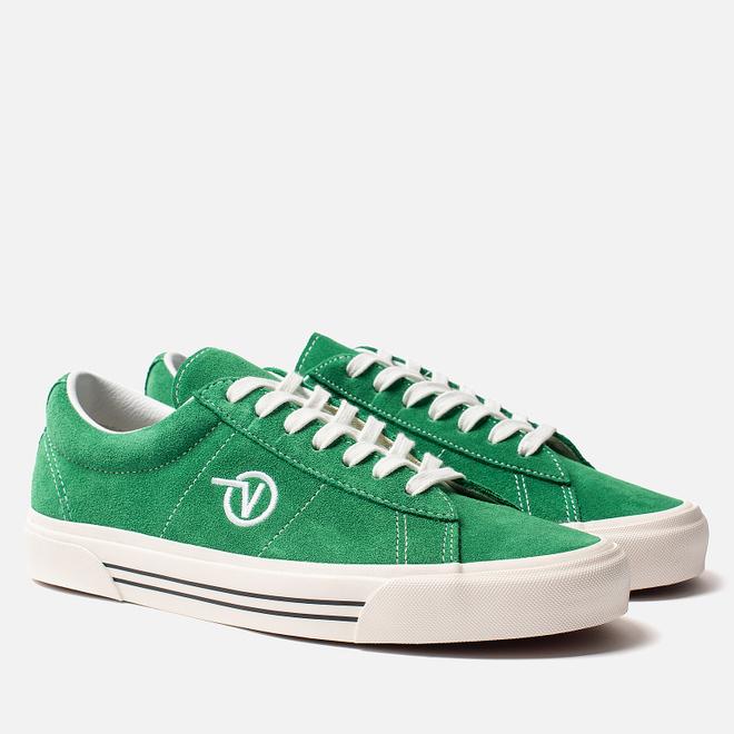 Мужские кеды Vans Anaheim Factory Sid DX Emerald