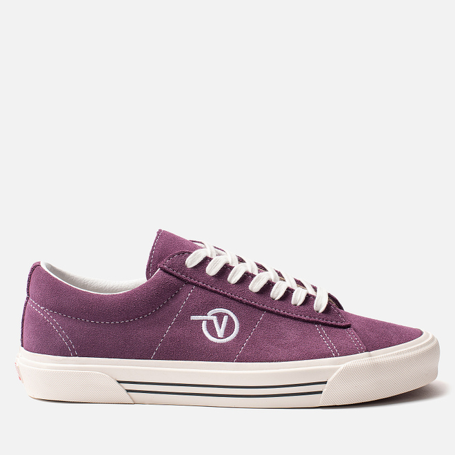 Мужские кеды Vans Anaheim Factory Sid DX Purple
