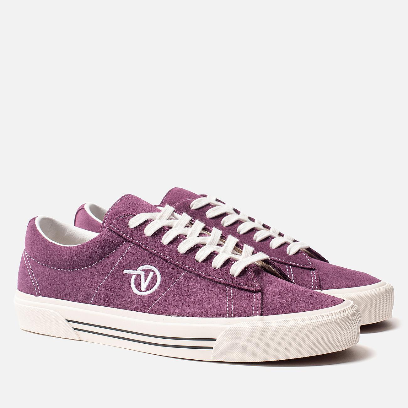 Мужские кеды Vans Anaheim Factory Sid DX Purple