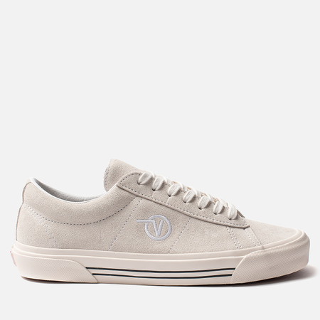 Мужские кеды Vans Anaheim Factory Sid DX White