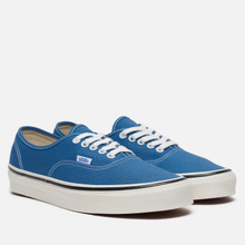 Мужские кеды Vans Authentic 44 DX Anaheim Factory Navy фото- 0
