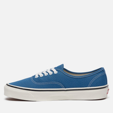 Мужские кеды Vans Authentic 44 DX Anaheim Factory Navy фото- 5