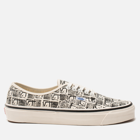 Мужские кеды Vans Authentic 44 DX Anaheim Factory OG White/Square Root