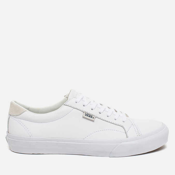Мужские кеды Vans Court Leather True White