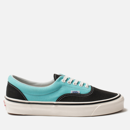Мужские кеды Vans ERA 95 DX Anaheim Factory Black/Aqua