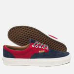 Мужские кеды Vans Era Plus Suede Parisian Night фото- 2