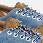 Vans Era Plus Suede Men's Plimsoles Breen/Bleu/Marron photo- 5