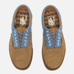 Мужские кеды Vans Era Plus Suede Breen/Bleu/Marron фото- 4