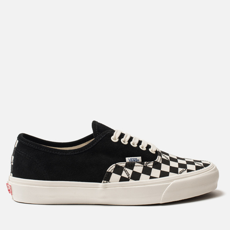 Мужские кеды Vans OG Authentic Lux Black/White