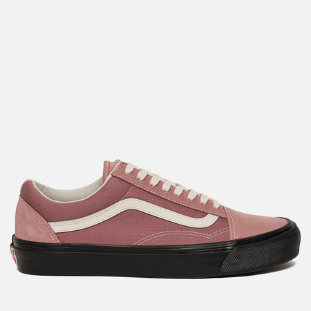 Мужские кеды Vans OG Old Skool LX Ash Rose/Black