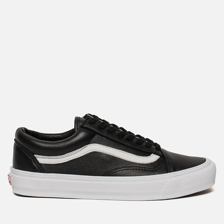 Мужские кеды Vans OG Old Skool LX VLT Black