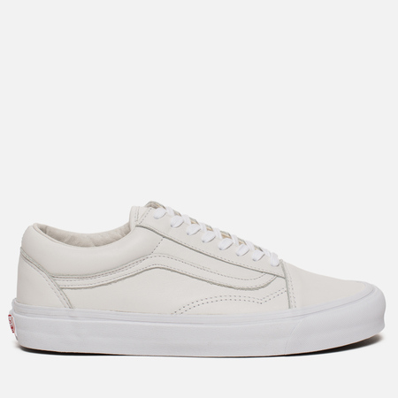 Мужские кеды Vans OG Old Skool LX VLT White