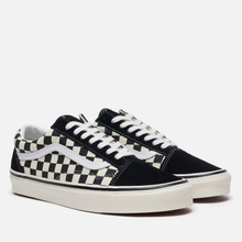 Мужские кеды Vans Old Skool 36 DX Anaheim Factory Black/Check фото- 0
