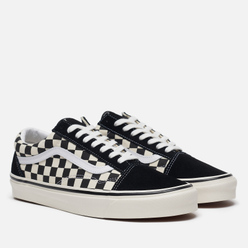 Кеды Vans Old Skool 36 DX Anaheim Factory Black/Check