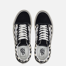 Мужские кеды Vans Old Skool 36 DX Anaheim Factory Black/Check фото- 1