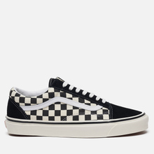 Мужские кеды Vans Old Skool 36 DX Anaheim Factory Black/Check фото- 3