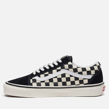 Мужские кеды Vans Old Skool 36 DX Anaheim Factory Black/Check фото- 5