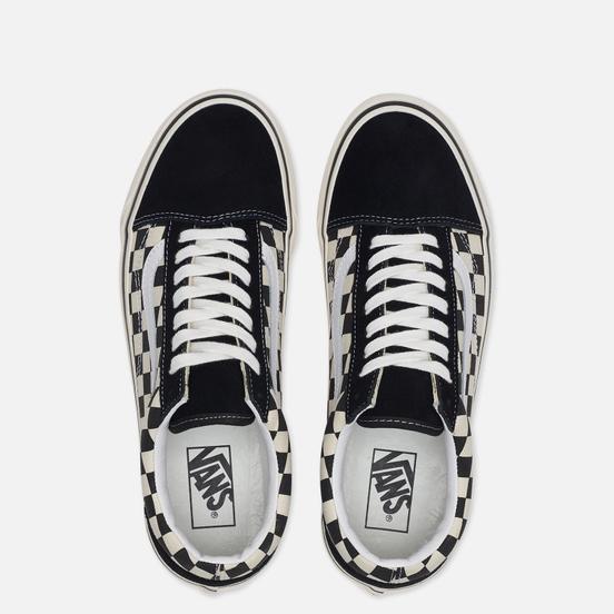 Кеды Vans Old Skool 36 DX Anaheim Factory Black/Check