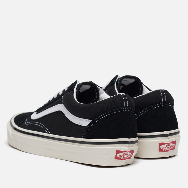 Кеды Vans Old Skool 36 DX Anaheim Factory Black/True White