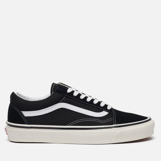 Мужские кеды Vans Old Skool 36 DX Anaheim Factory Black/True White