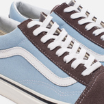 Кеды Vans Old Skool 36 DX Anaheim Factory Brown/Light Blue фото- 3