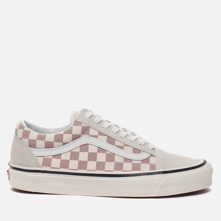 Мужские кеды Vans Old Skool 36 DX Anaheim Factory Og Mauve/Check