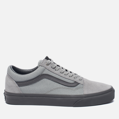 Мужские кеды Vans Old Skool C&D High-Rise/Pewter