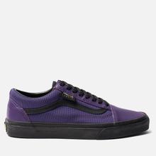 Мужские кеды Vans Old Skool Cordura Violet Indigo/Black фото- 3