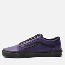 Мужские кеды Vans Old Skool Cordura Violet Indigo/Black фото- 5