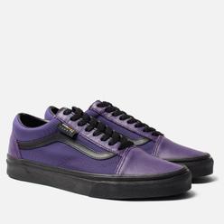 Мужские кеды Vans Old Skool Cordura Violet Indigo/Black