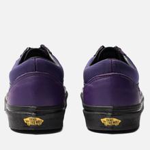 Мужские кеды Vans Old Skool Cordura Violet Indigo/Black фото- 2