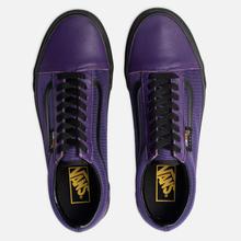 Мужские кеды Vans Old Skool Cordura Violet Indigo/Black фото- 1