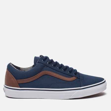 Мужские кеды Vans Old Skool Dress Blues