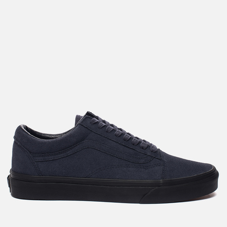 Мужские кеды Vans Old Skool Suede Navy/Black