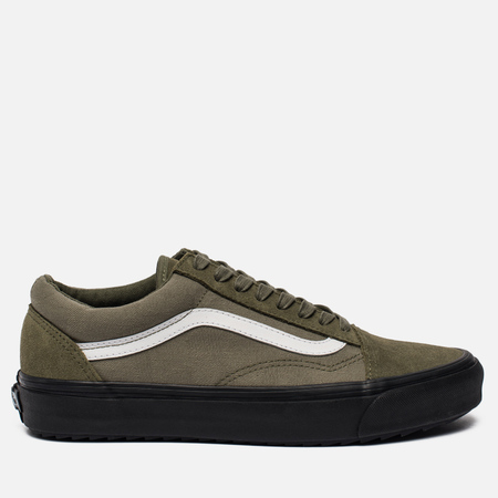 Мужские кеды Vans Old Skool Waffles Surplus Camo Winter Moss/Black